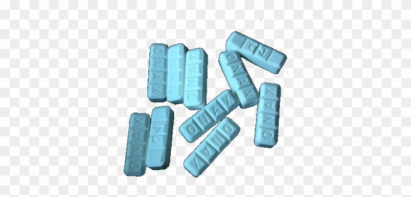 Xanax Piece Png.