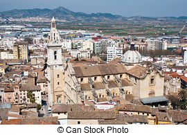 Pictures of Xativa (spain).