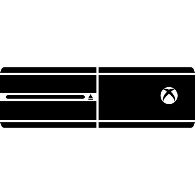 Xbox Console Clipart.