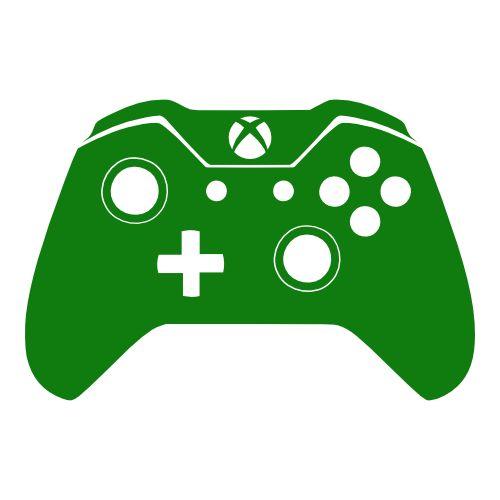 Xbox 1 Controller Clipart.