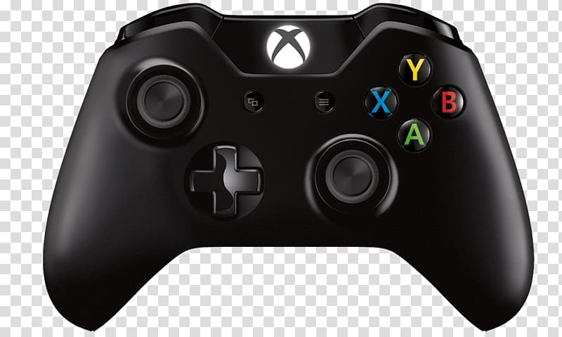 Xbox One controller Xbox 360 controller Black Microsoft Xbox.