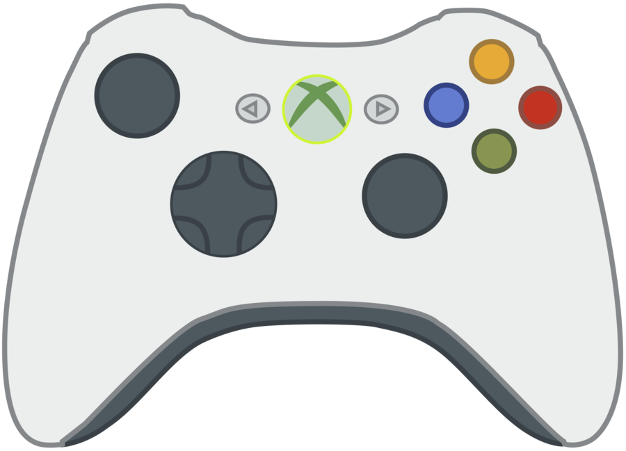 Xbox 360 clipart 2 » Clipart Station.