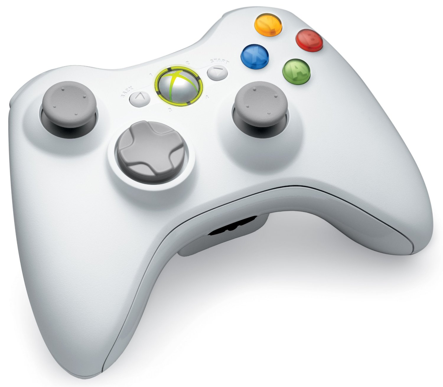 Control your Raspberry Pi by using a wireless Xbox 360 controller.