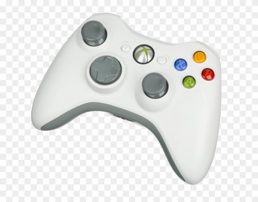 Xbox 360 Wireless Controller White.