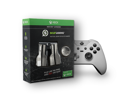 Xbox Custom Controllers for Xbox One and PC.