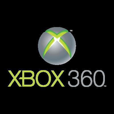 XBOX 360 logo vector free download.