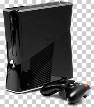 Xbox 360 Slim PNG Images, Xbox 360 Slim Clipart Free Download.