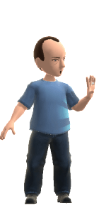 Want to download your Xbox Live avatar for use elsewhere? Here's how.