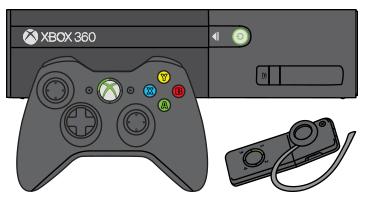 Xbox 360 clipart.