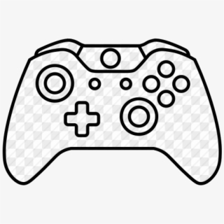 Xbox Controller Drawing Easy , Transparent Cartoon, Free.