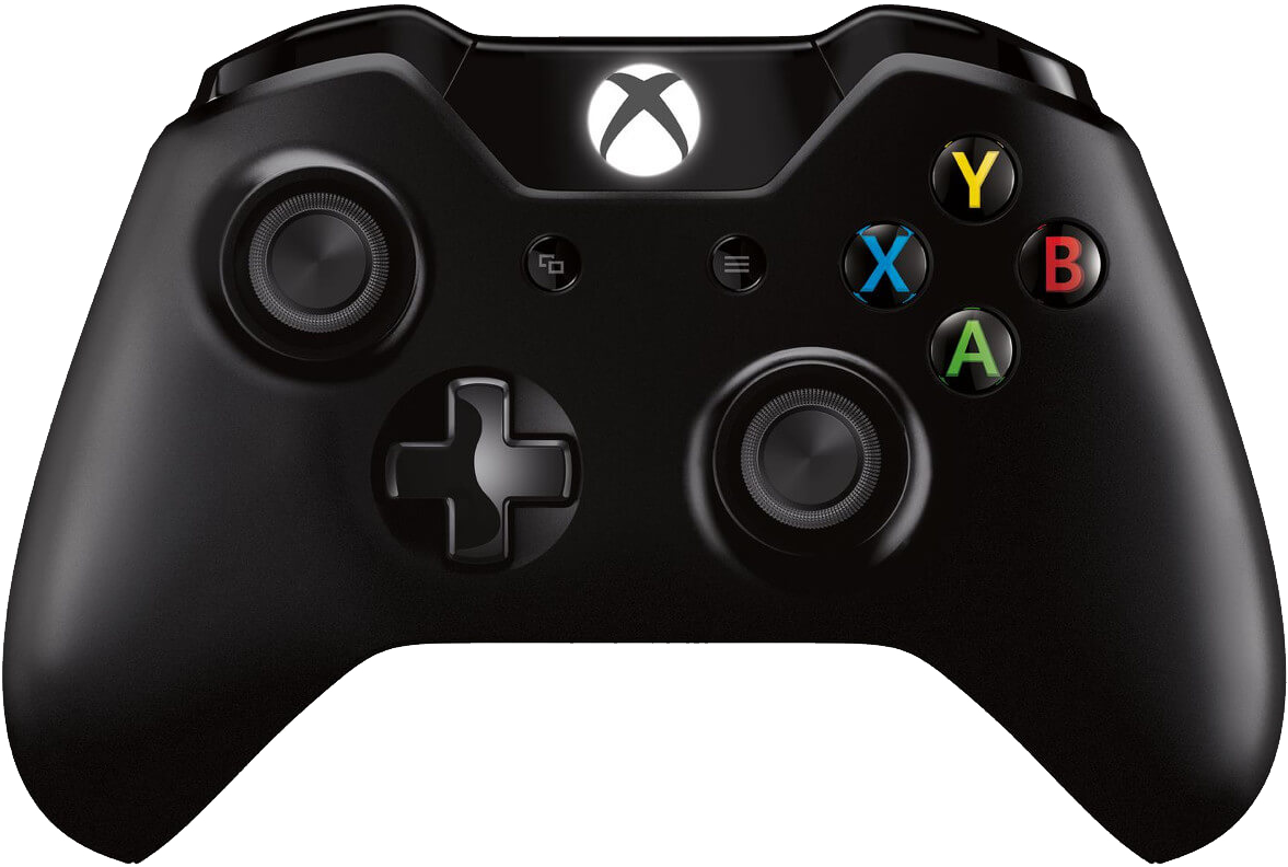 XBOX 360 Controller PNG Image.