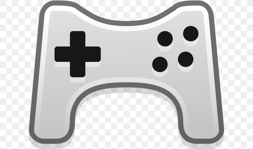 PlayStation 4 Xbox 360 Game Controller Clip Art, PNG.