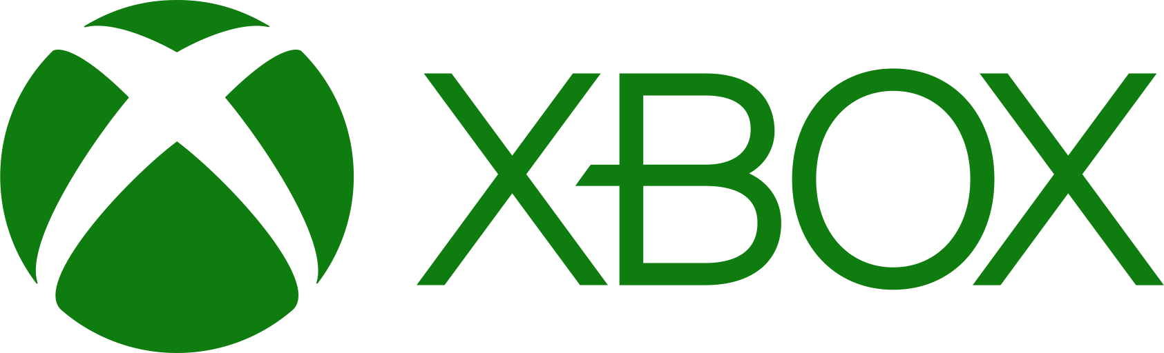 Xbox Logo transparent PNG.
