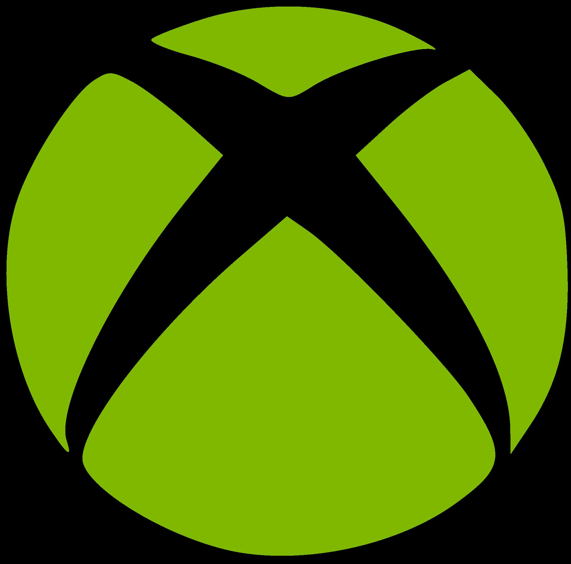 Xbox Logo PNG Image.