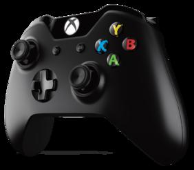 Controller:Xbox One Controller.