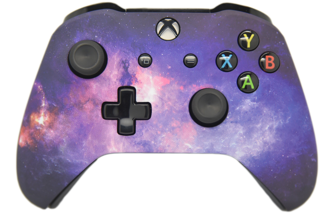 Galaxy Xbox One S Controller.