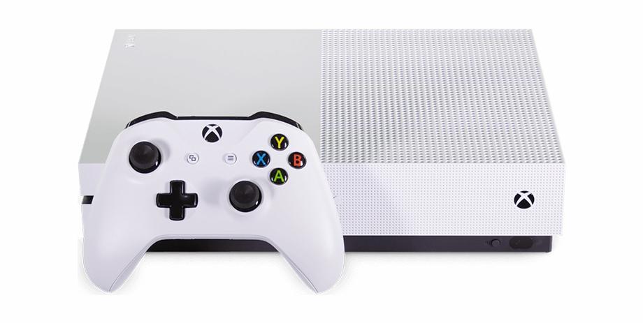 Microsoft Xbox One S.