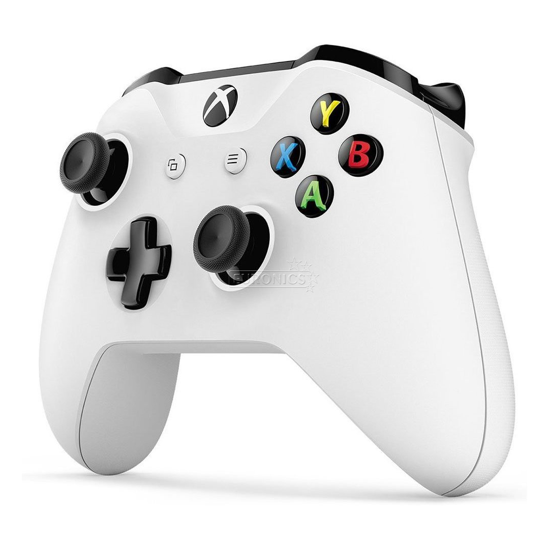 Microsoft Xbox One wireless controller.