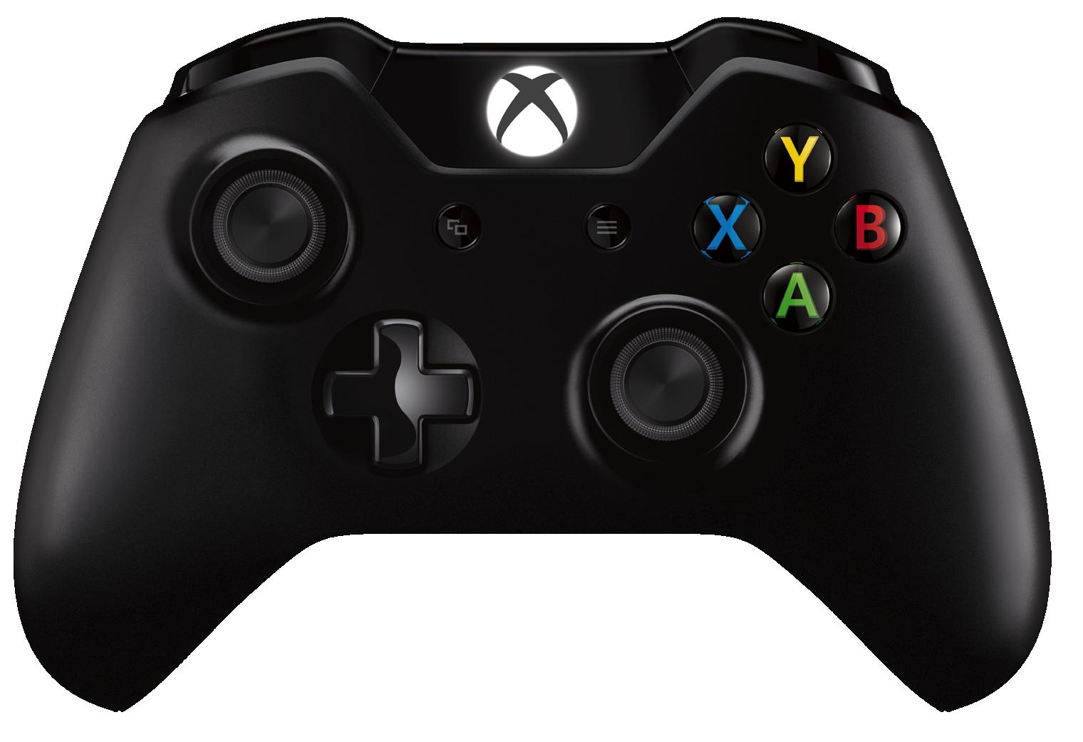 Xbox Gamepad PNG Image.