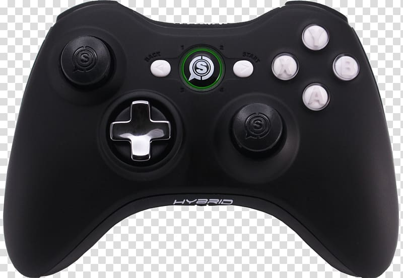 Xbox One controller Xbox 360 controller Black PlayStation 4.
