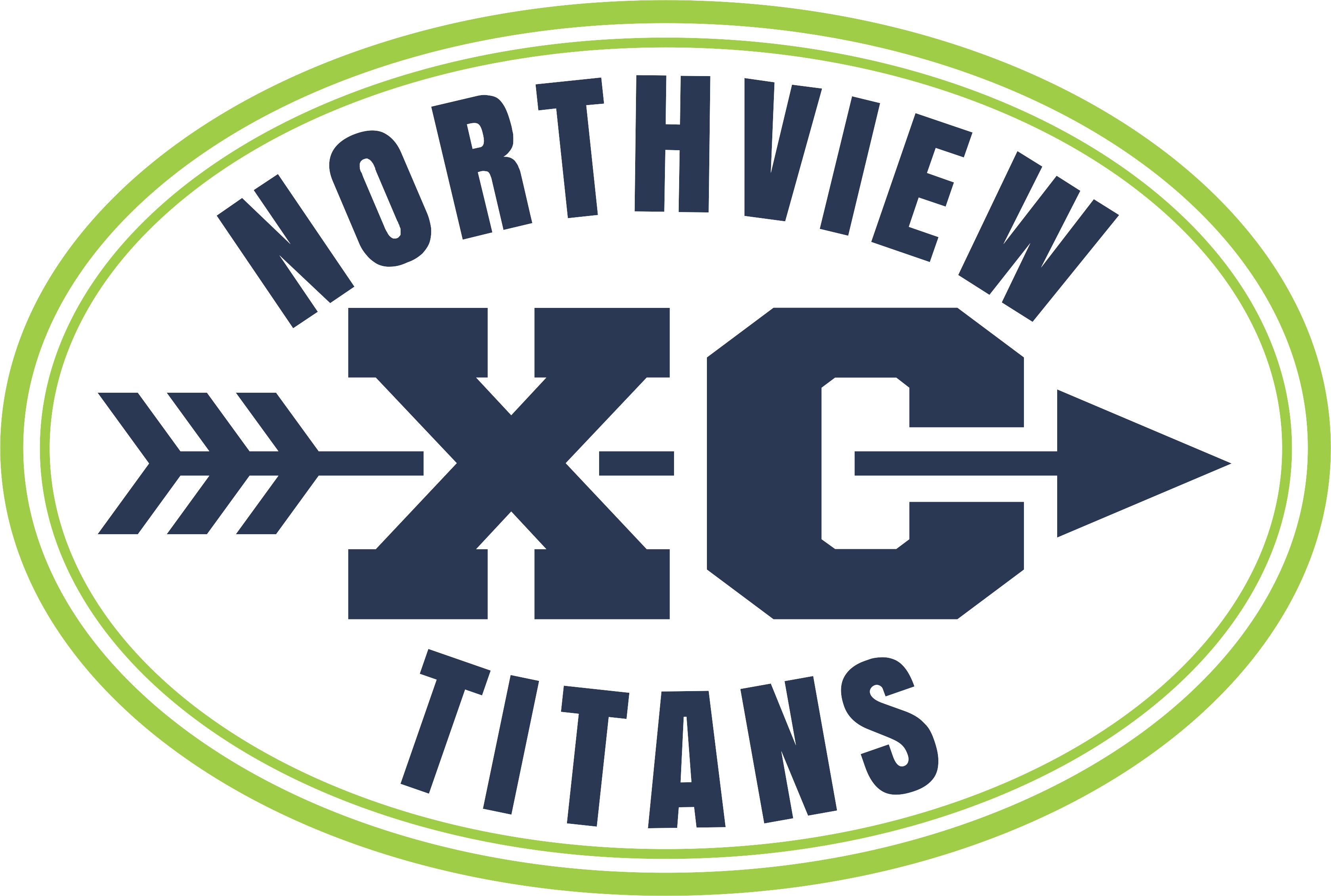 Northview Cross Country.