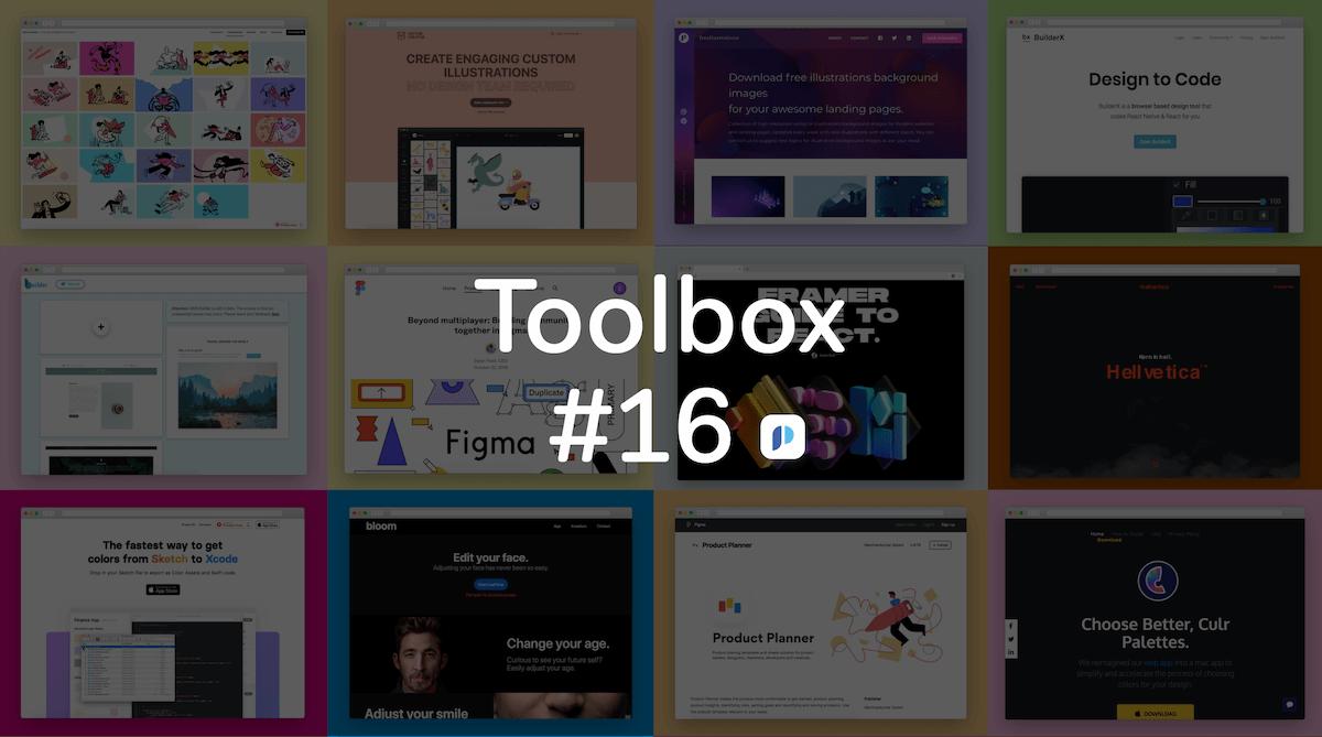 No Code? No Problem. 28 Design Tools to Ace #NoCodeNovember.