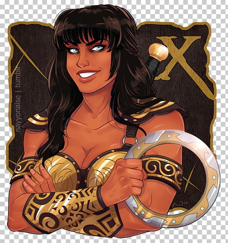 Xena: Warrior Princess Gabrielle Drawing Character, Disney.