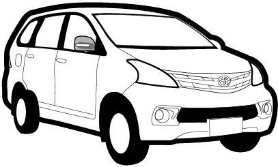 Daihatsu xenia free vector download (5 Free vector) for commercial.