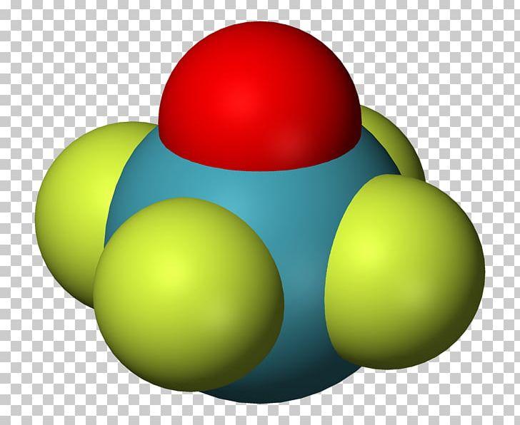 Xenon Oxytetrafluoride Square Pyramidal Molecular Geometry.