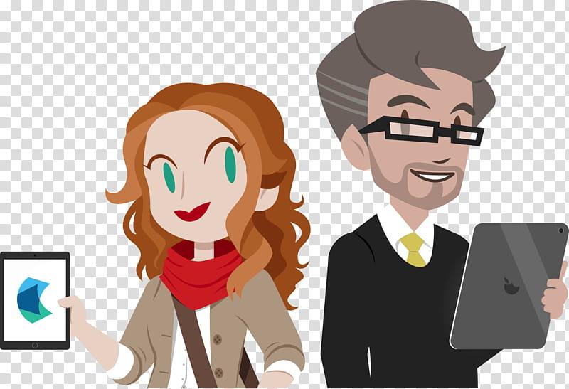 Group Of People, Hubdoc Inc, Job, Linkedin, Xero, Animation.