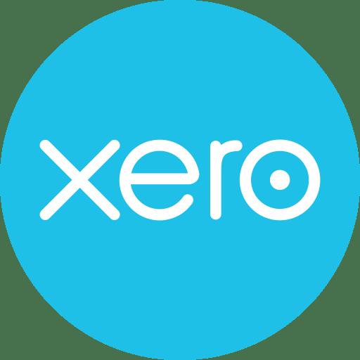 Xero Logo transparent PNG.