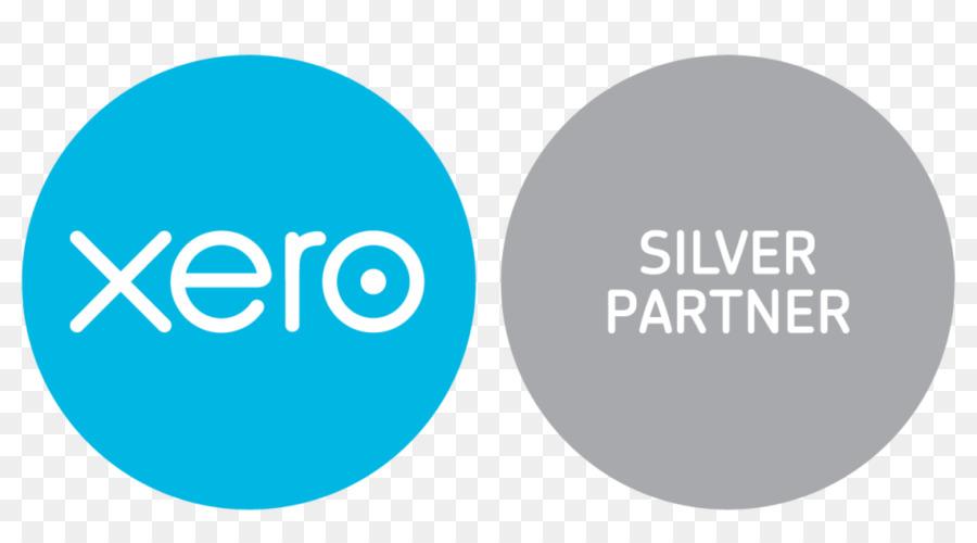 Xero Blue png download.