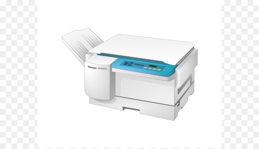 Photocopier Printer png download.