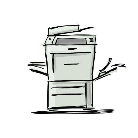 72 Xerox Cliparts, Stock Vector And Royalty Free Xerox Illustrations.