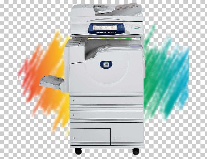 Photocopier Paper Xerox Printing Printer PNG, Clipart.
