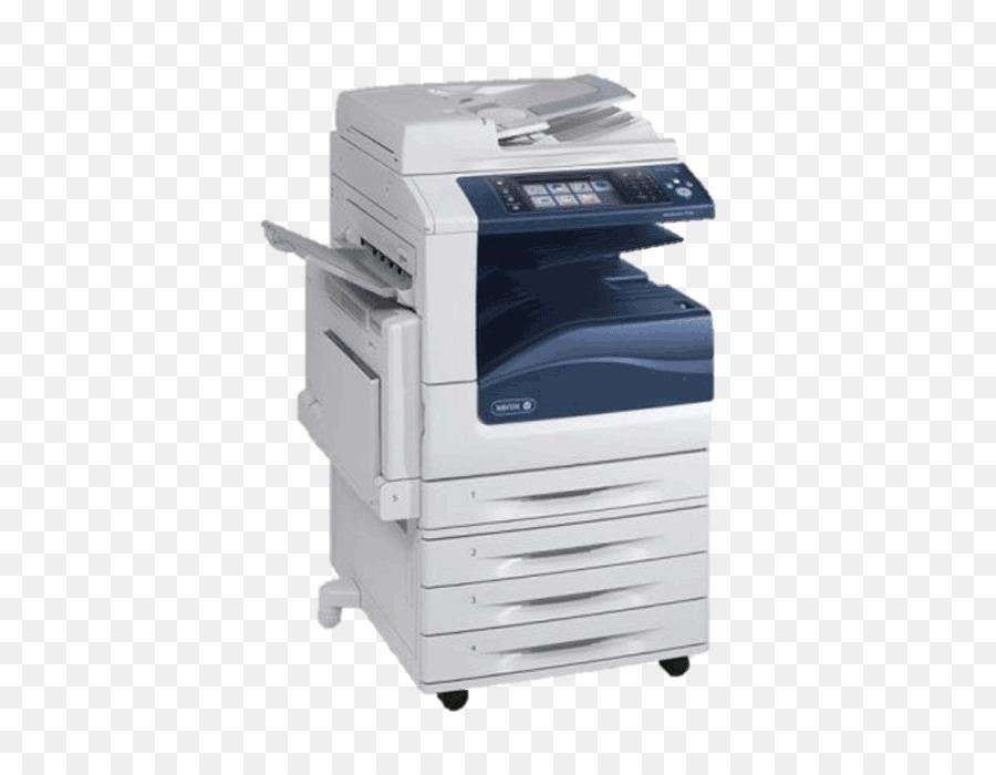 Xerox Printer png download.
