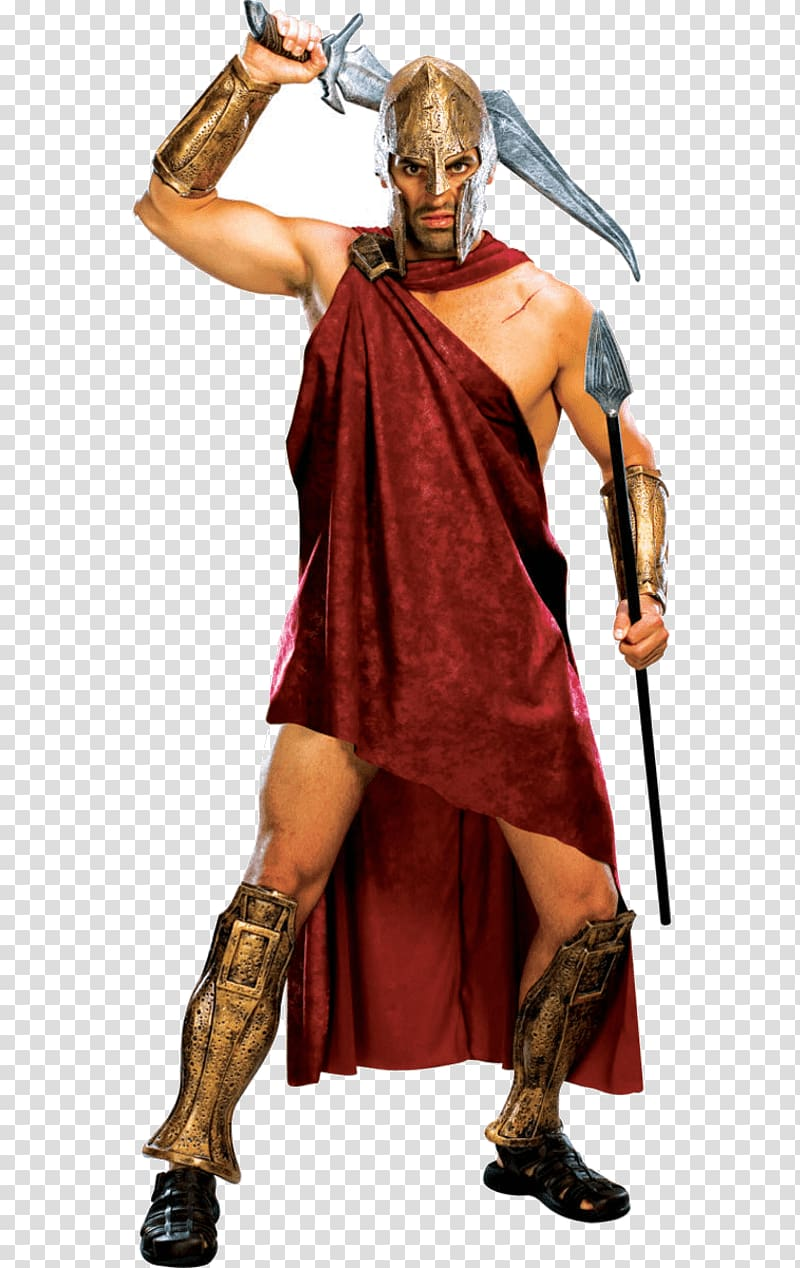 Xerxes Sparta Leonidas I Halloween costume, gladiator.