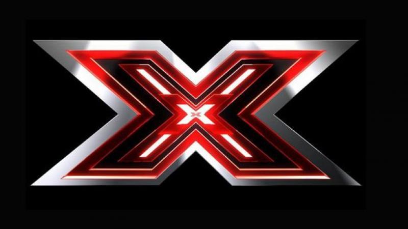 X factor Logos.