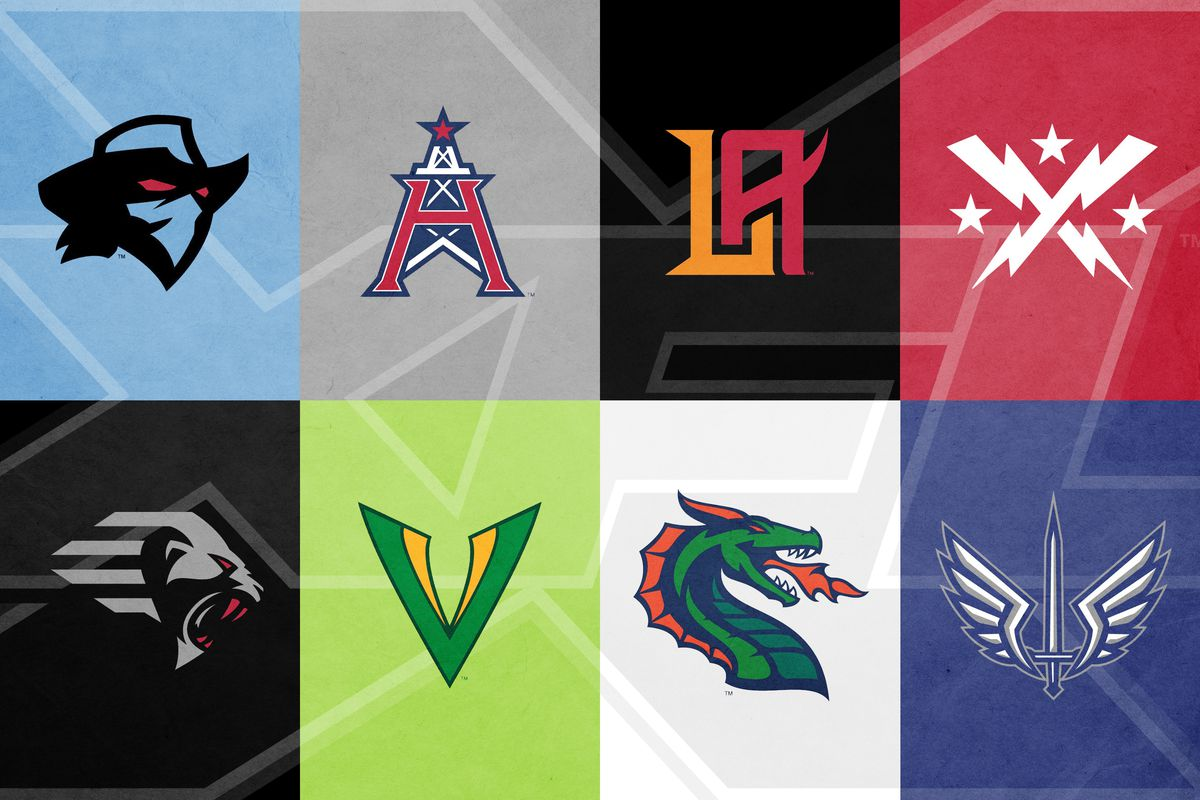Renegades. Guardians. Defenders. Ranking the Team Names and.