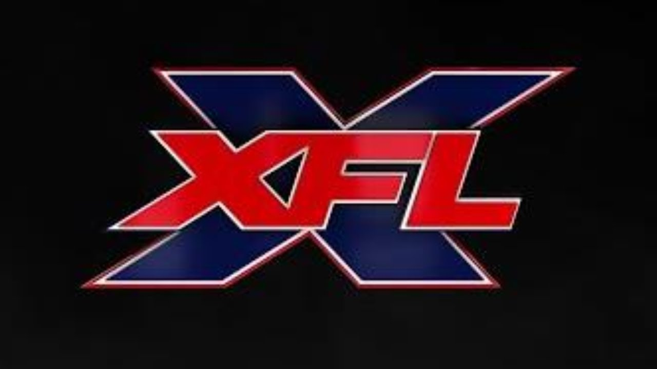 XFL Announcement Today: Team names and logo reveal.