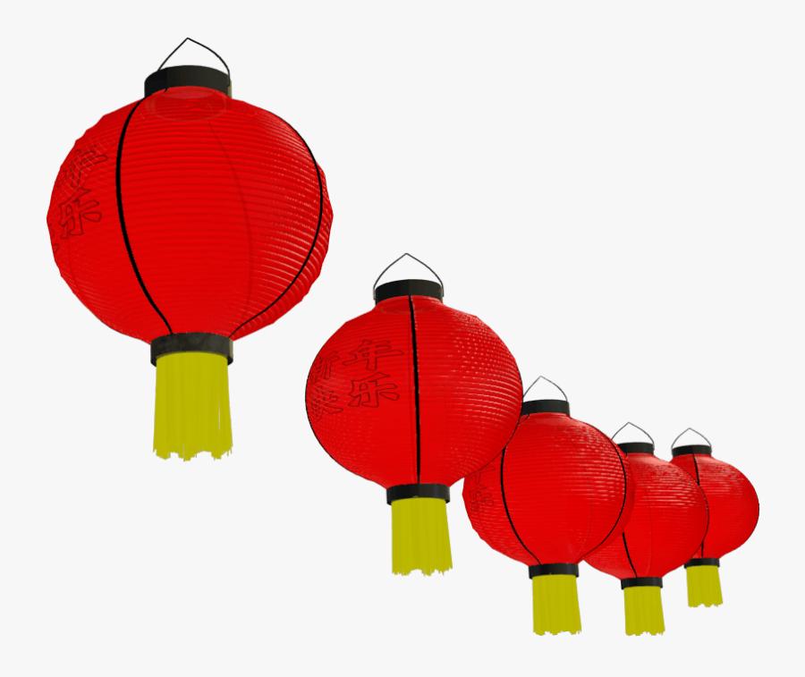 Paper Lantern Clipart Vietnamese.