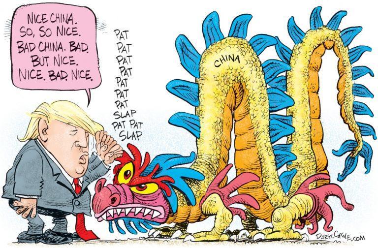 Kicking Xi Jinping While He\'s Down.
