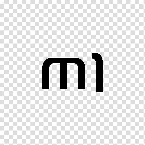 TV Channel icons , m_black, Xiaomi Mi logo transparent.