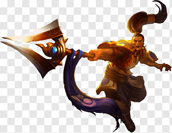 Xin Zhao cutout PNG & clipart images.