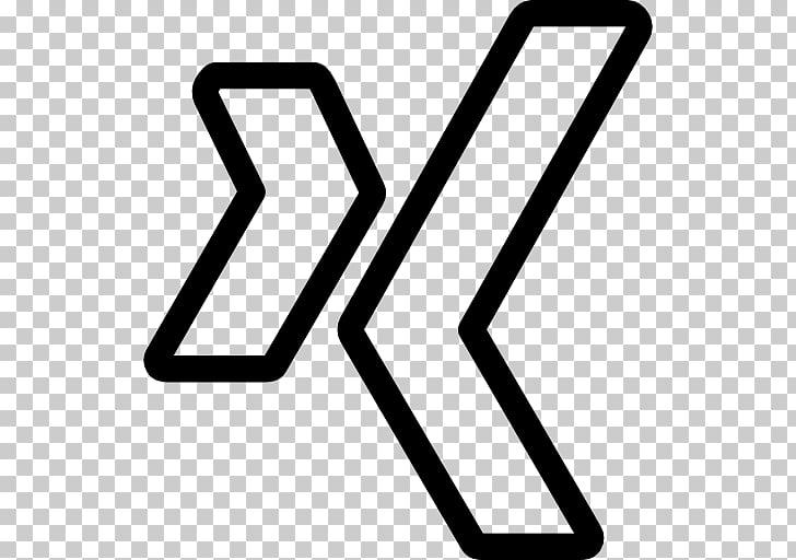 Computer Icons Logo XING Social network, social media PNG.