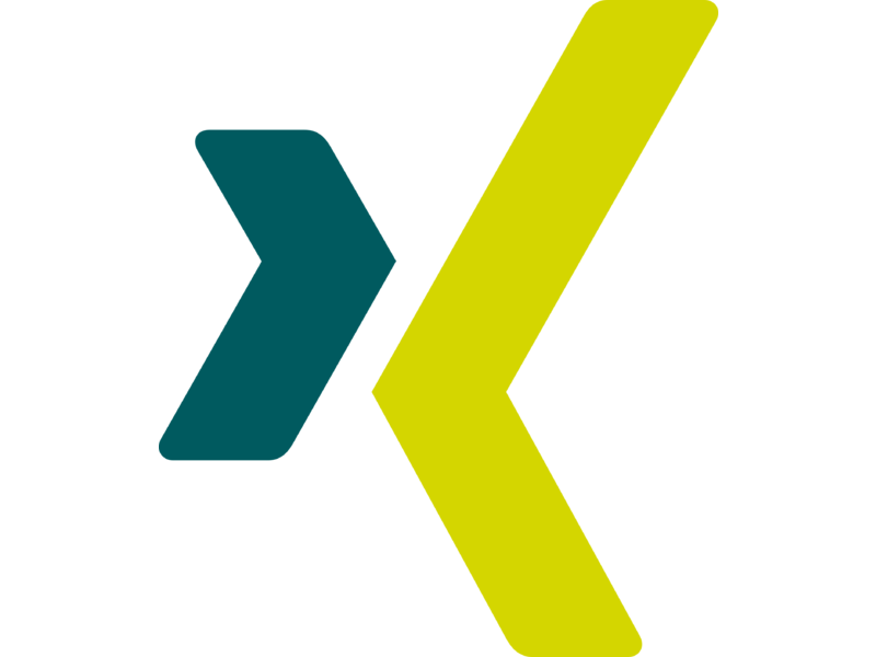 Xing icon Logo PNG Transparent & SVG Vector.