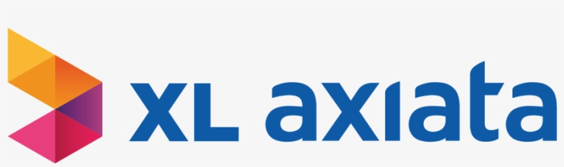 Xl Axiata Logo.