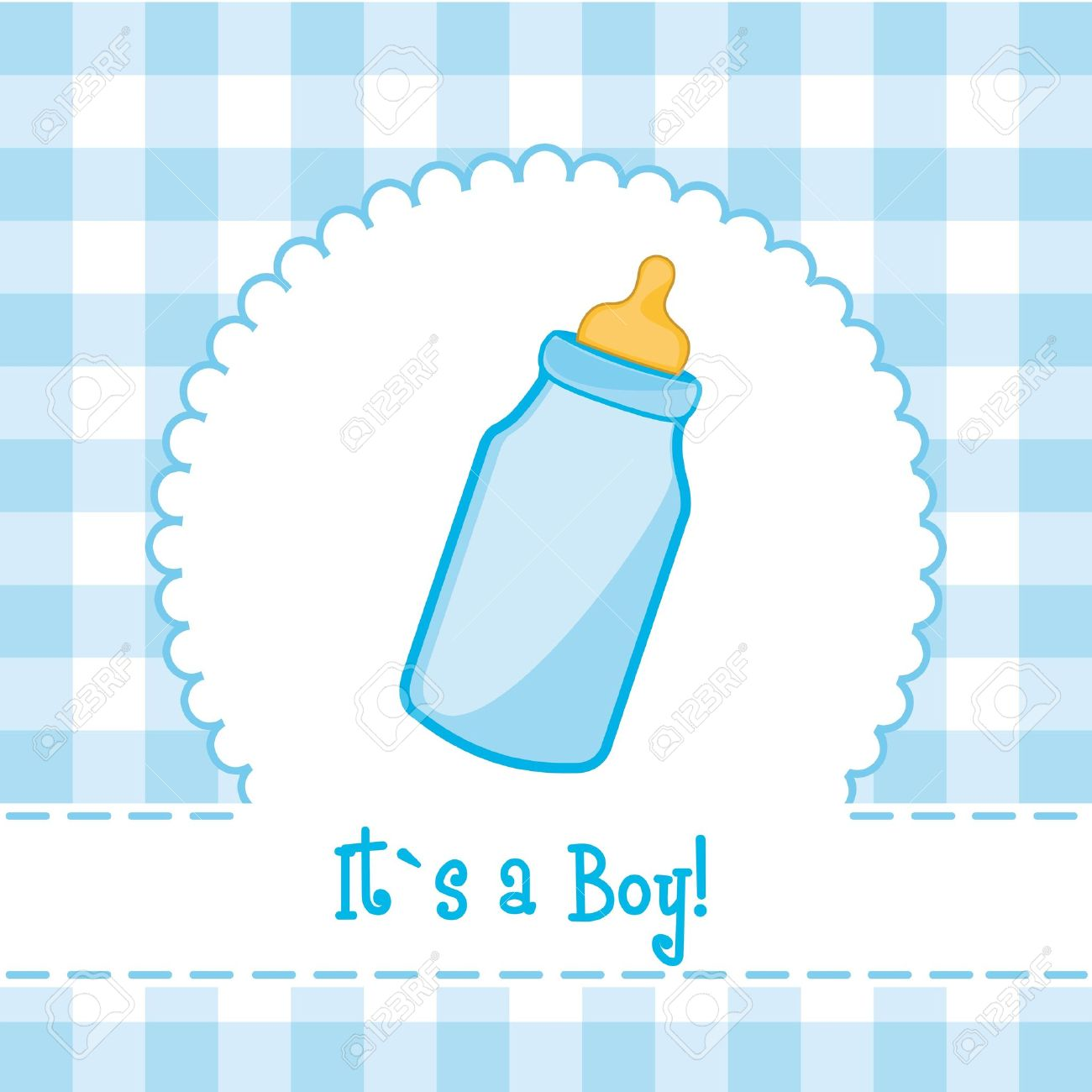 175 Its A Boy free clipart.