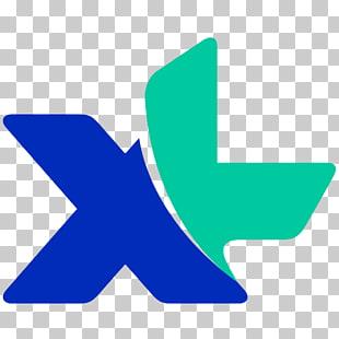 XL Axiata Logo Telecommunication Indonesia, 5 PNG clipart.