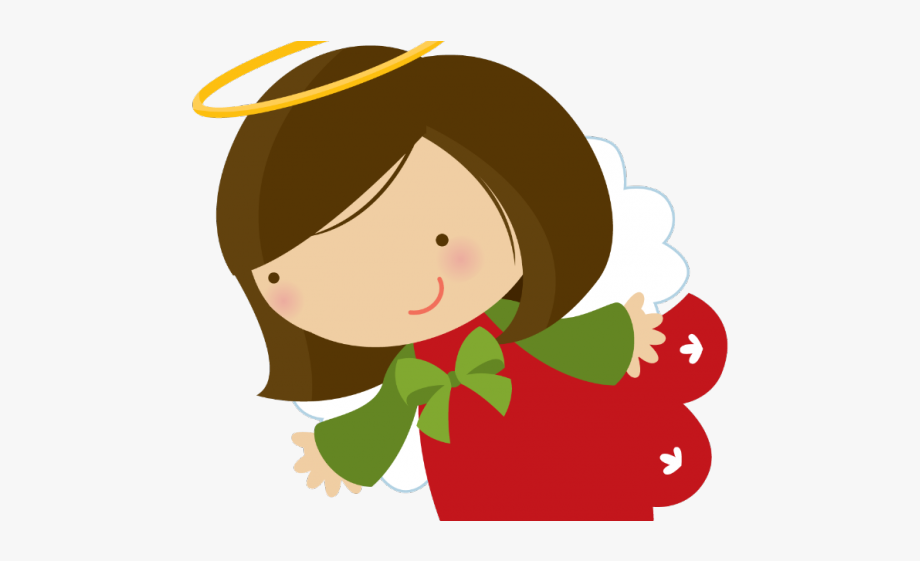 Angels Clipart Transparent Background Cute Christmas Angel.
